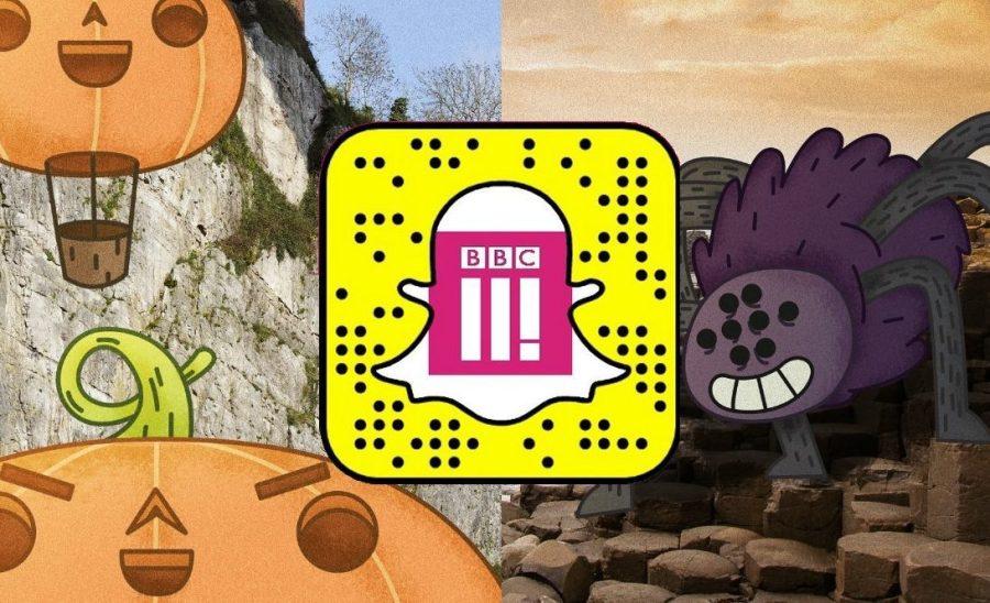 Snapchat Takeover – BBCThree