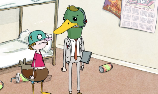 DuckManBoy – Nickelodeon